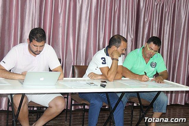 Juan Antonio Morales Rosa, nuevo presidente del Club Olímpico de Totana - 10