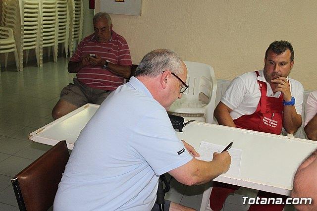 Juan Antonio Morales Rosa, nuevo presidente del Club Olímpico de Totana - 13