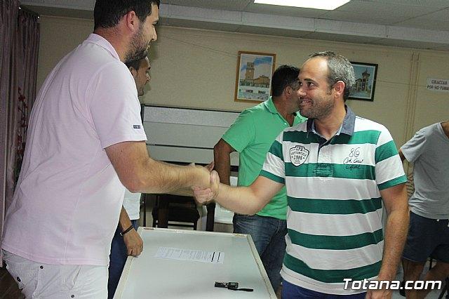 Juan Antonio Morales Rosa, nuevo presidente del Club Olímpico de Totana - 18