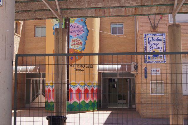 El ayuntamiento tiene previsto acometer m�s de una treintena de actuaciones en el arreglo de centros de enseñanza, Foto 2