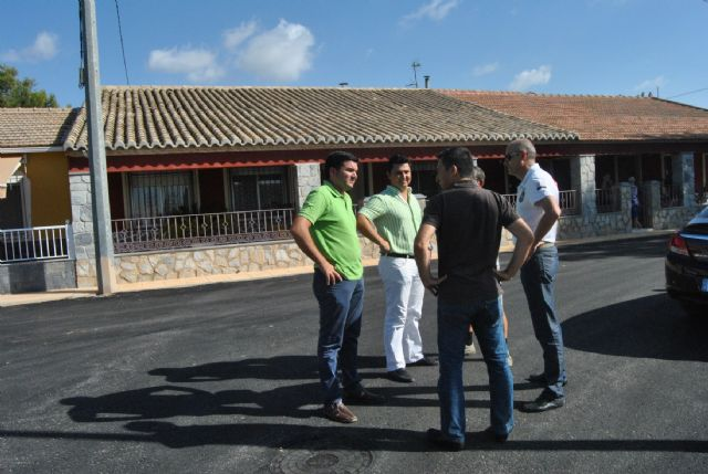 Las Casas del Guardia cuentan, por primera vez, con servicio municipal de saneamiento - 1, Foto 1