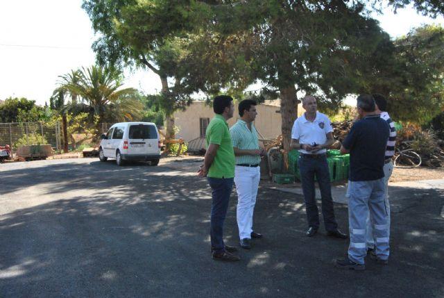 Las Casas del Guardia cuentan, por primera vez, con servicio municipal de saneamiento - 2, Foto 2