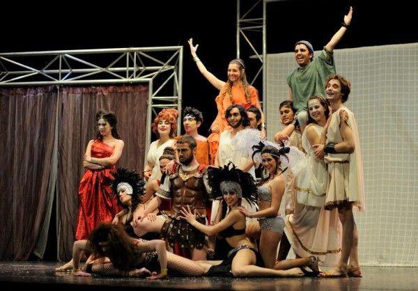 La Escuela Superior de Arte Dramático de Murcia presenta el musical Locus Romanus - 1, Foto 1