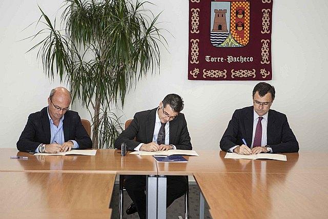 La Comunidad y el ayuntamiento de Torre Pacheco colaborarán en el apoyo a los emprendedores y la creación de empresas - 1, Foto 1