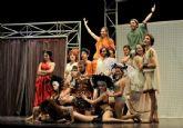 La Escuela Superior de Arte Dramático de Murcia presenta el musical 'Locus Romanus'