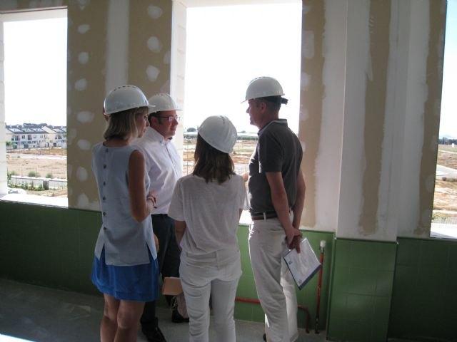 Educación amplia de seis a 18 el número de aulas del Centro de Enseñanza Infantil y Primaria El Recuerdo de San Javier - 1, Foto 1