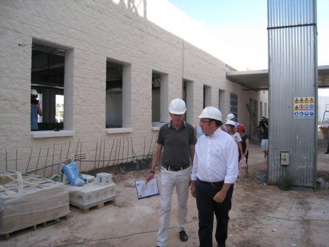 Educación amplia de seis a 18 el número de aulas del Centro de Enseñanza Infantil y Primaria El Recuerdo de San Javier - 2, Foto 2