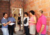 El Ayuntamiento de Puerto Lumbreras realiza obras de acondicionamiento y mejora en los colegios del municipio durante el verano 2013