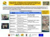 La Malvasía Cabeciblanca volará desde las playas de Mazarrón a los humedales de las Moreras este agosto