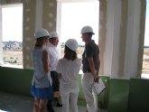 Educación amplia de seis a 18 el número de aulas del Centro de Enseñanza Infantil y Primaria 'El Recuerdo' de San Javier