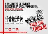 El Área de Juventud de IU-Verdes de la Región de Murcia realiza este fin de semana su V Encuentro Regional en Moratalla