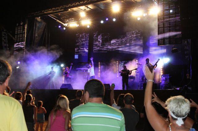 Marengo, Cold Fussion, Rebobina y Sharabia llenarán de estilos musicales los conciertos del lunes 12 y martes 13 de agosto, Foto 1