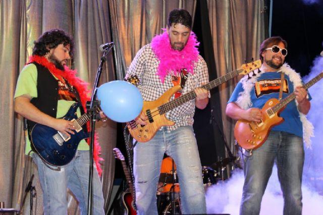 Marengo, Cold Fussion, Rebobina y Sharabia llenarán de estilos musicales los conciertos del lunes 12 y martes 13 de agosto, Foto 2