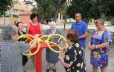 Puerto Lumbreras participa en el proyecto piloto 'Envejecimiento Saludable' tras convertirse en miembro de la Red Española de Ciudades Saludables