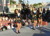 Decenas de personas celebran el Día de la Juventud con exhibiciones, concursos, teatro y conciertos