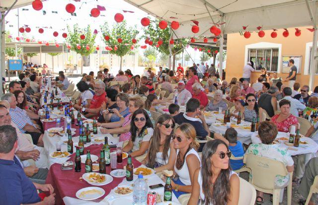 La pedanía lumbrerense de Góñar continúa con la celebración de sus fiestas patronales en honor a la Virgen del Carmen - 1, Foto 1