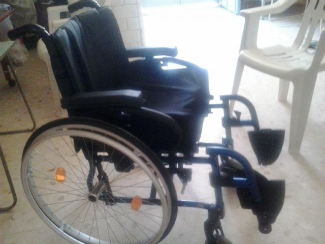 Isa ya tiene nueva silla de ruedas adaptada - 9
