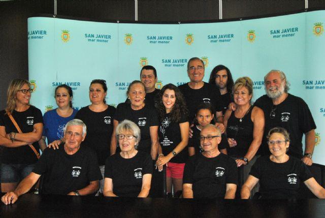 El grupo de Teatro San Javier celebra su 25 Aniversario con el estreno de Los Pelópidas mañana miércoles en el Festival de San Javier - 1, Foto 1