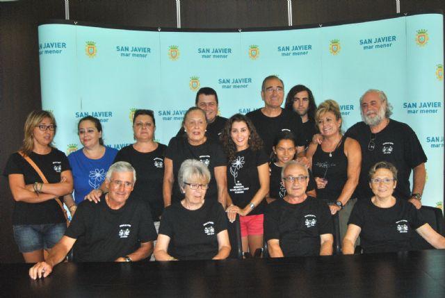 El grupo de Teatro San Javier celebra su 25 Aniversario con el estreno de Los Pelópidas mañana miércoles en el Festival de San Javier - 2, Foto 2