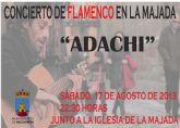 La Majada se suma a las noches de fiesta con los conciertos de 'Estado de Shock' y 'Adachi'