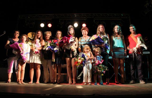 Mónica García ha sido coronada Reina de las Fiestas 2013 de la pedanía lumbrerense de Góñar - 1, Foto 1