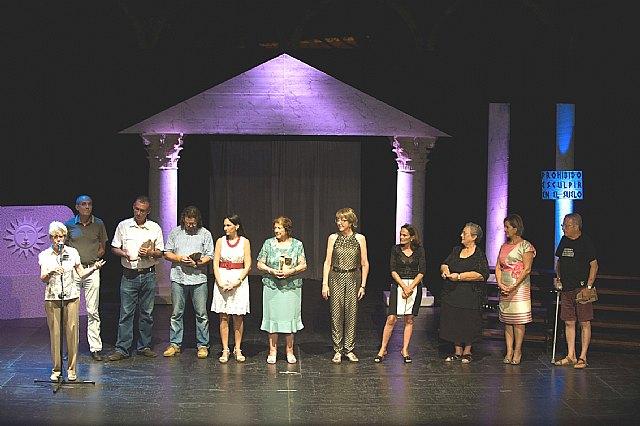 El Grupo de Teatro San Javier celebró su 25 aniversario con el público - 1, Foto 1