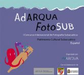 El ARQVA organiza el I Concurso Internacional de fotografía subacuática