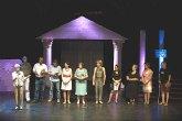 El Grupo de Teatro San Javier celebró su 25 aniversario con el público