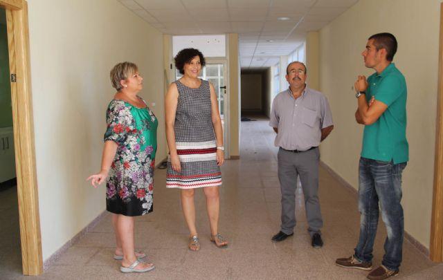 Recta final para las obras del nuevo Centro Infantil junto al Colegio Sagrado Corazón que abrirá sus puertas el próximo mes de septiembre - 1, Foto 1