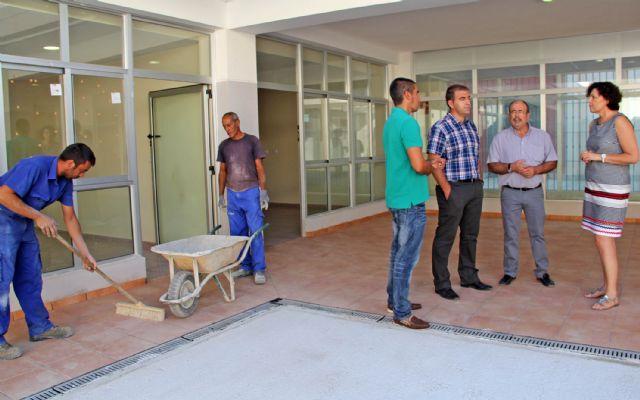 Recta final para las obras del nuevo Centro Infantil junto al Colegio Sagrado Corazón que abrirá sus puertas el próximo mes de septiembre - 3, Foto 3
