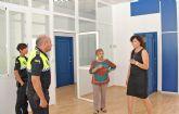 La Policía Local de Puerto Lumbreras se traslada a nuevas dependencias situadas en la Calle Doctor Salvador Caballero García