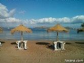 Unos 400 mayores de los centros sociales del IMAS disfrutan este verano de excursiones a la playa