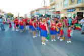 Las personas mayores de Las Torres de Cotillas imprimen sabor y colorido a las Fiestas Patronales 2013