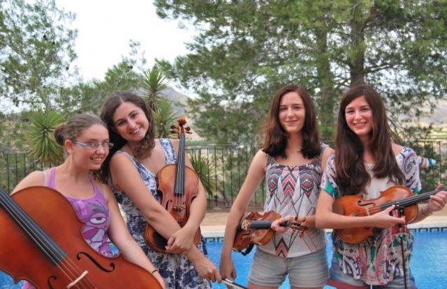 El cuarteto de cuerda Arcuss actuará el viernes en Santiago de la Ribera - 1, Foto 1