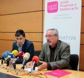 UPyD Murcia lamenta el continuo deterioro y destrucción de elementos patrimoniales de la Huerta