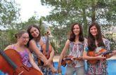 El cuarteto de cuerda 'Arcuss' actuará el viernes en Santiago de la Ribera
