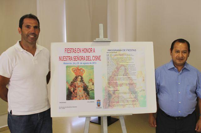 La comunidad ecuatoriana rinde honores a la Virgen del Cisne los días 24 y 25 de agosto, Foto 1