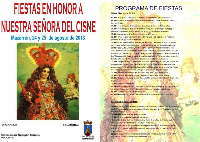 La comunidad ecuatoriana rinde honores a la Virgen del Cisne los días 24 y 25 de agosto, Foto 2