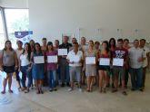 Empleo y Formación imparte un curso de inglés para atención al público a 45 alumnos