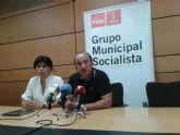 El Grupo Socialista atribuye el final de la tala a la oposición vecinal