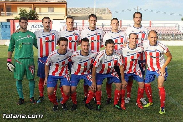 La temporada 2013/2014 del grupo XIII de Terceda Divisi�n arranca el pr�ximo domingo 25 de agosto, Foto 1