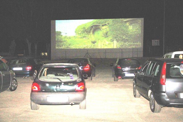 Puerto Lumbreras estrena autocine este verano con El Hobbit: un viaje inesperado - 3, Foto 3