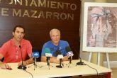 Antonio Florenciano trae su exposición 'Vida' a Puerto de Mazarrón