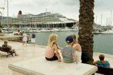 El Queen Victoria trae 2.000 turistas a Cartagena