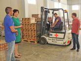 El Pleno Municipal aprueba una moción para impulsar campañas de concienciación destinadas al aprovechamiento de excedentes de alimentos para ayudar a familias desfavorecidas