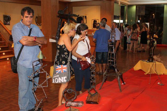 La Vida de Antonio Florenciano se puede visitar en Puerto de Mazarrón hasta el 8 de septiembre - 2, Foto 2