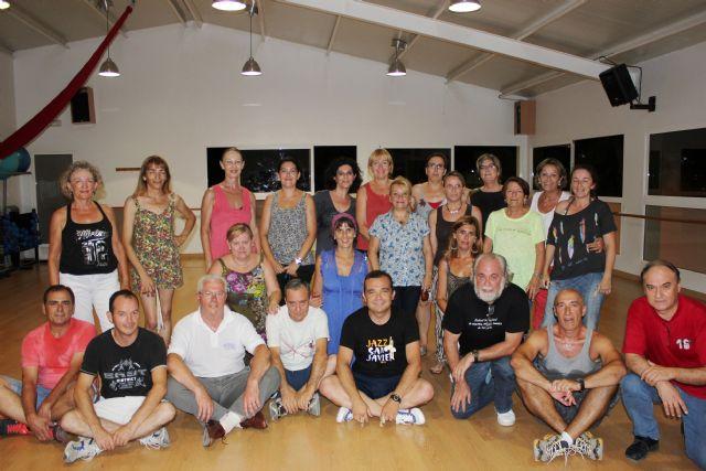 Grupos de Murcia, Aragón y Andalucía en el 25 Encuentro Nacional de Folclore de San Javier - 1, Foto 1