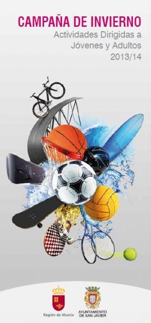 El  Polideportivo oferta más de 70 actividades dirigidas en su campaña de invierno - 1, Foto 1