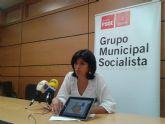 El Grupo Socialista reclama una ´revolución´ para convertir las fiestas en un atractivo turístico para Murcia