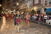 Adjudicadas por 24.100 euros las sillas de Cartagineses y Romanos, Reyes y Carnaval
